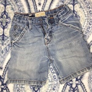 Other - Utility jean shorts